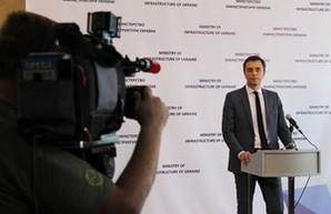 """Омелян пригрозил уволить некоторых руководителей """"Укрзализныци """" и """"Укравтодора"""""""