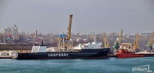 На украинский рынок планируют зайти два европейских паромных оператора