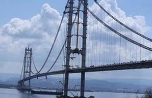 Пролив Босфор временно закрыт для судоходства