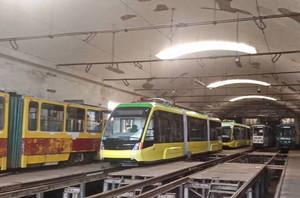 Львов получил два новых трамвая (ФОТО)
