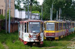 В День Независимости раритетные трамваи проедут Львовом торжественным парадом