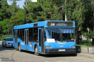 Тендер на поставку автобусов в Запорожье выиграл дилер белорусского завода МАЗ