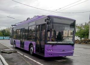 В Кременчуге купили самый дешевый в этом году троллейбус в Украине (ФОТО)
