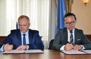 """ПАО """"Укрзализныця"""" и NEWAG group намерены сотрудничать в сфере обновления локомотивов"""