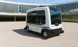 На дорогах Хельсинки появятся беспилотные автобусы (ФОТО)