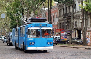 Одесский исполком рассмотрит программу развития электротранспорта до 2018 года