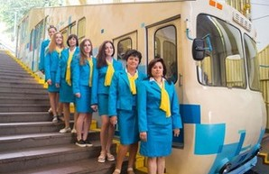 В Киеве возобновили работу фуникулера (ФОТО)