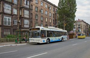В Мариуполе вышли на маршрут четыре новых троллейбуса (ФОТО)