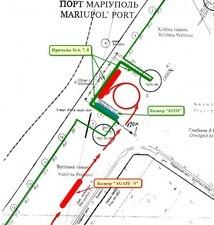 В порту Мариуполь провели лоцманскую проводку 200-метрового балкера