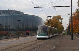 Франция и Германия построят мост для международного трамвайного сообщения у Страсбурга