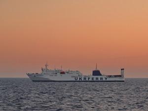 Паромы на маршрутах между Украиной и Грузией работают с перебоями