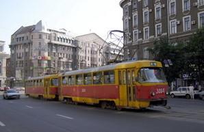 В Харькове за долги обесточили городской электротранспорт