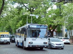 В тендере на поставку подержанных троллейбусов в Запорожье определился победитель