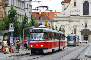 Чехи подарили Харькову дюжину старых трамваев