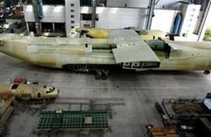 Украина продала все права на самый большой самолет в мире Китаю (ФОТО)