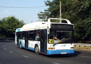 C сегодняшнего в Одессе дня два автобусных маршрута изменили движение (ФОТО)