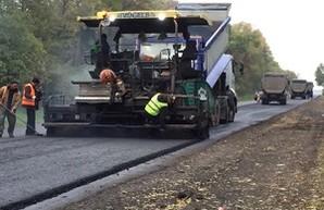 Дорогу в Волынской области будет ремонтировать одесская фирма