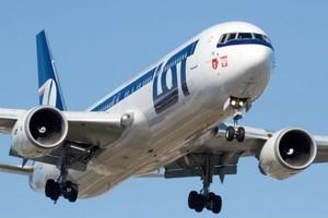 Польская авиакомпания LOT увеличила количество рейсов из Варшавы в Харьков