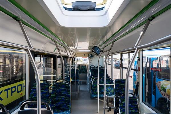 автобус электрон
