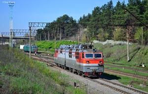 Локомотивы РЖД работают на территории Украины (ФОТО)