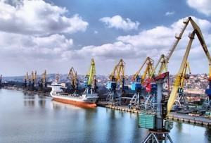 Мариупольский морской порт за восемь месяцев работы сократил перевалку грузов на 20,3%