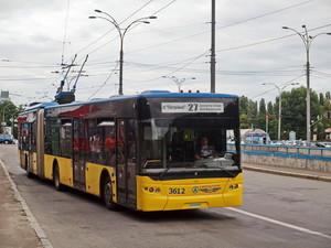 Кто хочет продать сотню троллейбусов в Киев за 780 миллионов