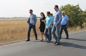 Омелян обещает в этом году отремонтировать самые проблемные участки трассы Одесса-Рени