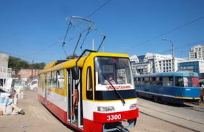 Лидерами электротранспорта Украины стали Одесса и Винница