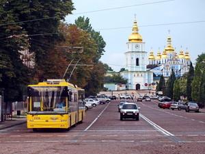 В Киев возобновились поставки троллейбусов по финансированию ЕБРР