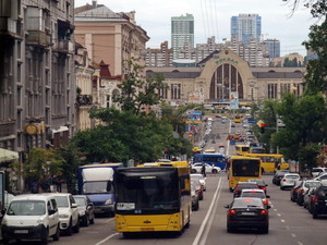 Киев по итогам тендера купит сто белорусских автобусов МАЗ