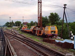В этом году на украинских железных дорогах отремонтировали 1250 км путей