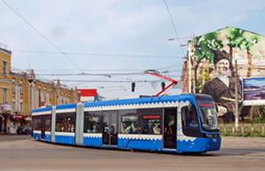 В ноябре Киев получит второй польский трамвай, после чего их будут собирать в Украине