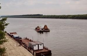 УДП закрыло навигацию на нижнем участке Дуная