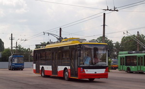 В Одессе объявлен тендер на закупку 45 троллейбусов за кредит ЕБРР