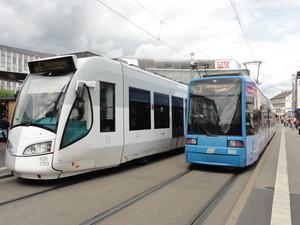 Немцы намерены развивать транспортную инфраструктуру в Киеве