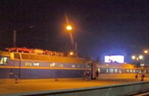 """На маршруте Одесса - Киев вместо """"Хюндаев"""" и """"Тарпанов"""" запустили скоростной поезд с локомотивом (ФОТО)"""