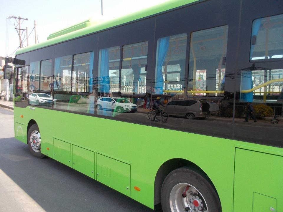 Электробус Yutong