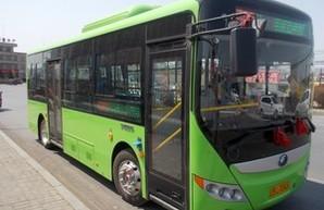 За неполный год в Китае собрали почти сто тысяч электробусов (ФОТО)