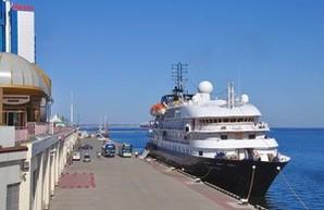 В Одессе ожидают Island Sky