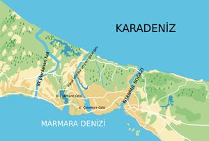 В этом году может начаться сооружение судоходного канала в обход пролива Босфор