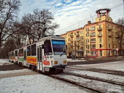 до 2012 года в днепре регулярно покупали подержанные трамваи