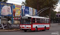 подержанный чешский троллейбус в николаеве