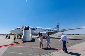 Bravo будут летать по маршруту Киев – Одесса зимой