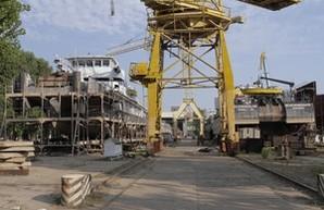 Килийский судоремонтный завод будет строить баржу