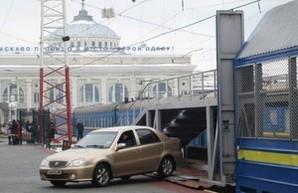 В сентябре 49 пассажиров перевезли свои авто специальными вагонами-автомобилевозами