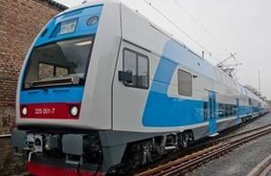 Украинская железнодорожная скоростная компания получила два поезда Skoda от Южной железной дороги (ФОТО)