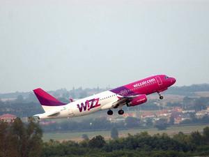 Wizz Air запустит новый рейс из Киева в Братиславу