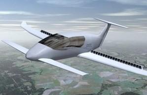 Французы разрабатывают электрический самолет