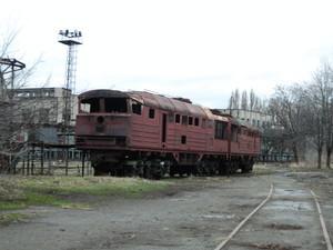 Украина потеряла самое мощное производство тепловозов