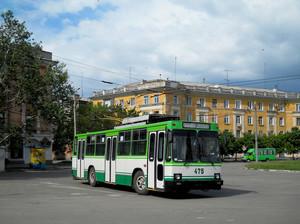"""Подержанные троллейбусы """"Шкода"""" в Херсон поставит торговый дом """"Литан"""""""